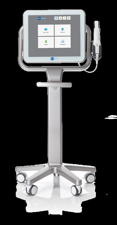 3D iTero Scanning Machine